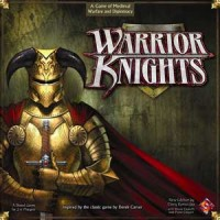 Warrior Knights - Board Game Box Shot