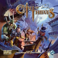 Cadwallon: City of Thieves - Board Game Box Shot