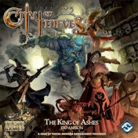 Cadwallon: City of Thieves – The King of Ashes Expansion - Board Game Box Shot