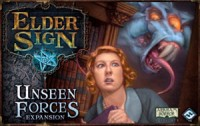 Elder Sign: Unseen Forces - Board Game Box Shot