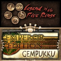 Legend of the Five Rings – Emperor Edition: Gempukku - Board Game Box Shot