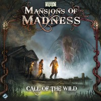 Mansions of Madness: Call of the Wild - Board Game Box Shot
