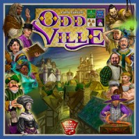 OddVille - Board Game Box Shot