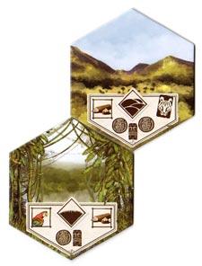 Robinson Crusoe Island tile