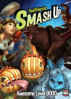 Smash Up: Awesome Level 9000 - Board Game Box Shot