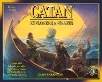 Catan: Explorers & Pirates - Board Game Box Shot