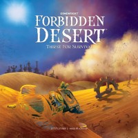Forbidden Desert - Board Game Box Shot
