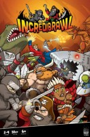 IncrediBrawl - Board Game Box Shot