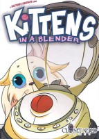 Kittens in a Blender - Board Game Box Shot