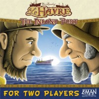 Le Havre: The Inland Port - Board Game Box Shot