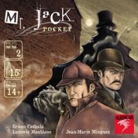 Mr. Jack Pocket - Board Game Box Shot
