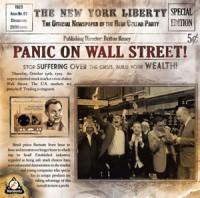 Panic on Wall Street - Board Game Box Shot