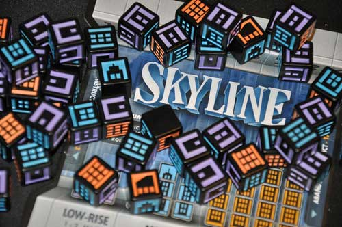 Skyline components