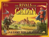 The Rivals for Catan - Board Game Box Shot