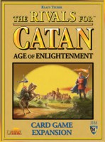 The Rivals for Catan: Age of Enlightenment - Board Game Box Shot