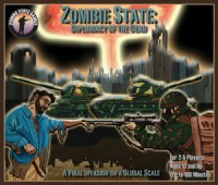 Zombie State: Diplomacy of the Dead - Board Game Box Shot