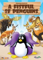 A Fistful of Penguins - Board Game Box Shot