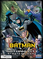 Batman: Gotham City Strategy Game - Board Game Box Shot