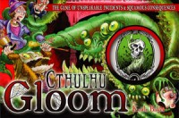 Cthulhu Gloom - Board Game Box Shot