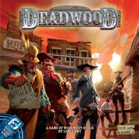Deadwood - Board Game Box Shot