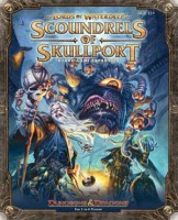 Lords of Waterdeep: Scoundrels of Skullport - Board Game Box Shot