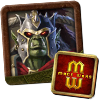 Thumbnail - Mage Wars avatars and badge for BoardGaming.com!