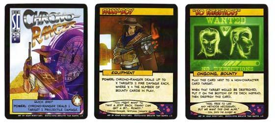 Shattered Timelines: Chrono-Ranger