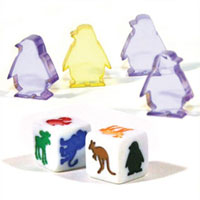 A Fistful of Penguins pieces