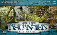 Ascension: Rise of Vigil - Board Game Box Shot