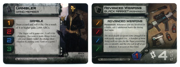 City of Remnants merc and black market card
