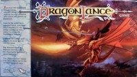Dragonlance - Board Game Box Shot