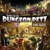Dungeon Petz: Dark Alleys - Board Game Box Shot