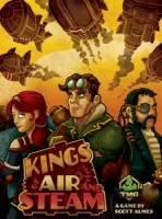 Kings of Air and Steam - Board Game Box Shot