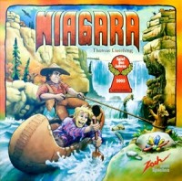 Niagara - Board Game Box Shot