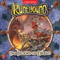 Runebound: The Island of Dread - Board Game Box Shot
