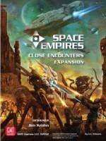 Space Empires: Close Encounters - Board Game Box Shot