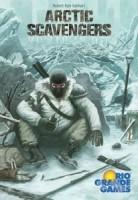 Arctic Scavengers - Board Game Box Shot