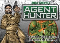 Agent Hunter - Board Game Box Shot