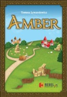 Amber - Board Game Box Shot