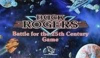 Buck Rogers: Battle for the 25th Century - Board Game Box Shot