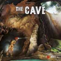 The Cave - Board Game Box Shot