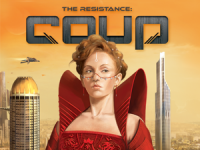 Coup - Board Game Box Shot
