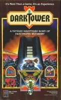Dark Tower - Board Game Box Shot