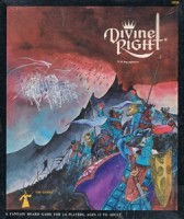 Divine Right - Board Game Box Shot