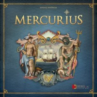 Mercurius - Board Game Box Shot