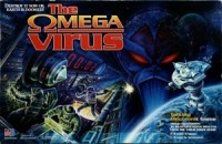 The Omega Virus - Board Game Box Shot