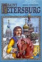 St. Petersburg - Board Game Box Shot
