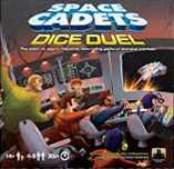 Space Cadets: Dice Duel - Board Game Box Shot