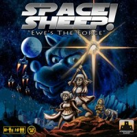 Space Sheep! - Board Game Box Shot