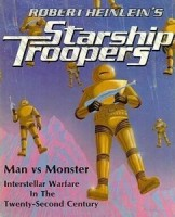 Starship Troopers - Board Game Box Shot